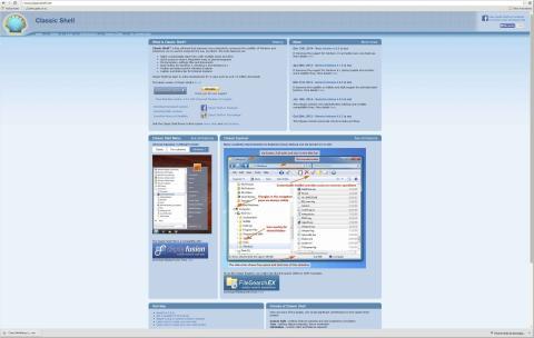 Classic Shell es una de las mejores aplicaciones para recuperar el escritorio en Windows 8