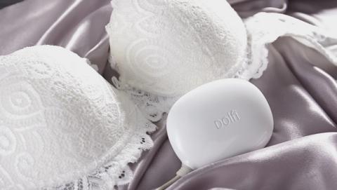 Dolfi lava la ropa delicada sin tocarla, por ultrasonidos.