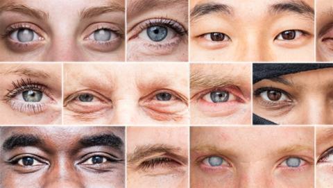 """Be My Eyes, la app que ayuda a """"ver"""" a las personas ciegas."""