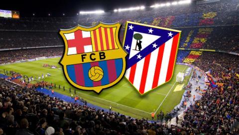 Cómo ver online el FC. Barcelona Atlético de Madrid de Copa