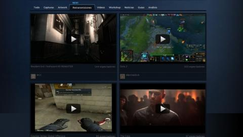 Steam quiere comerse a Twitch: ya puedes hacer broadcasting.