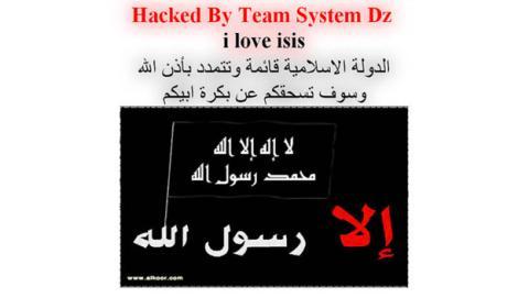Islamistas hackean webs ayuntamientos navarros