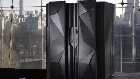 IBM z13, un ordenador mainframe para transacciones móviles