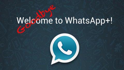 WhatsApp Plus anuncia su cierre tras los baneos de ayer.