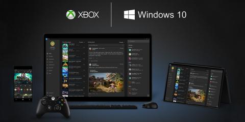 Microsoft Windows 10 xbox