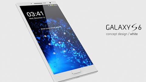 Samsung Galaxy S6 se filtran características y foto