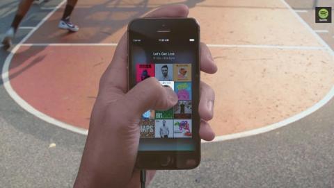 Spotify Touch Preview revoluciona la búsqueda de canciones y la creación de listas de reproducción.