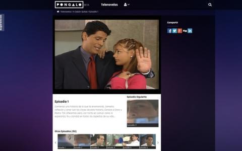 Póngalo, el streaming de telenovelas