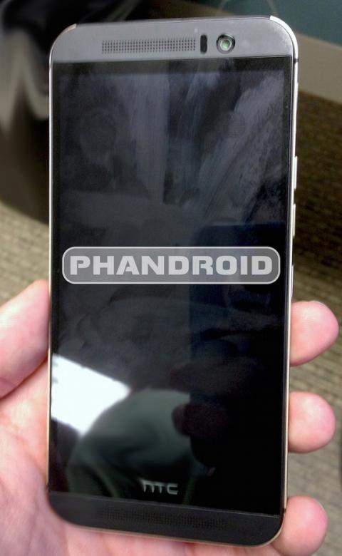 Imagen filtrada supuesto HTC One M9