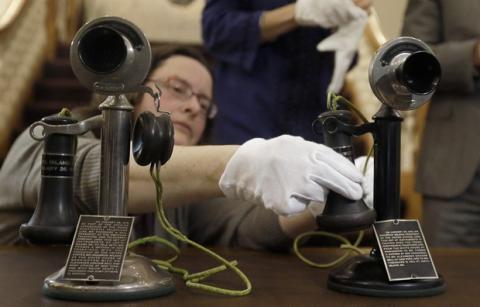100 años primera llamada transcontinental