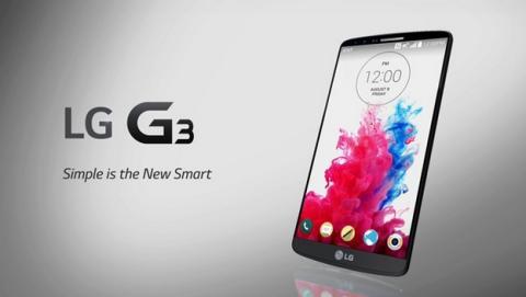 LG aumenta sus ventas un 25% en 2014, gracias al LG G3.
