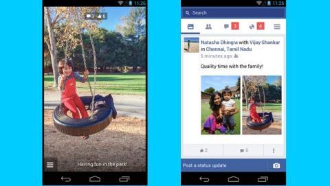 Facebook Lite, la app para móviles de gama baja y 2G.