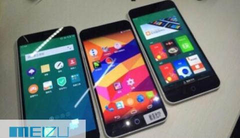 Modelos smartphone Meizu