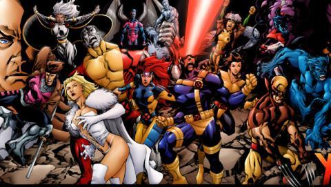 serie X-men fox marvel