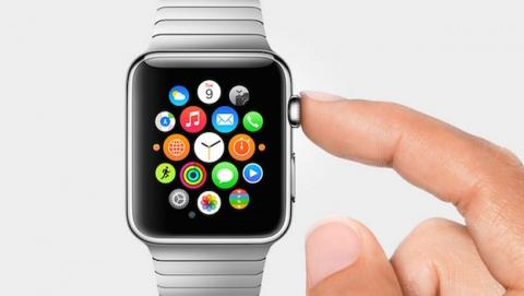 Tim Cook confirma lanzamiento del Apple Watch para abril