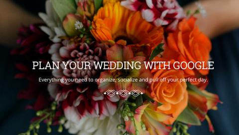 Google Weddings bodas