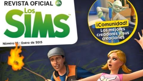 Revista Oficial de los Sims Número 10, ¡descárgala gratis!