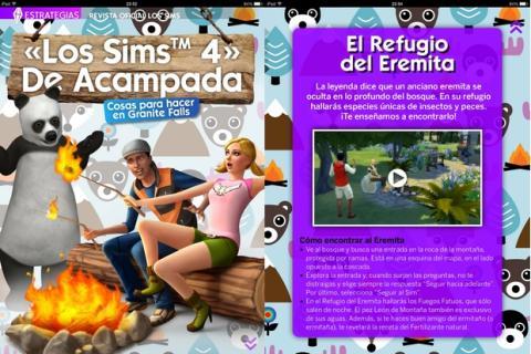 Revista Oficial Los Sims Número 10