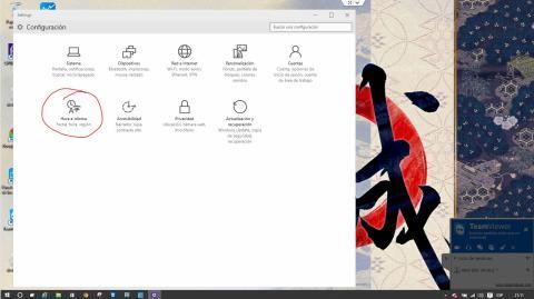La clave para acticvar Cortana es cambiar la configuración regional