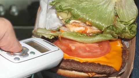 SalivaScanner permite saber si te han escupido en la comida