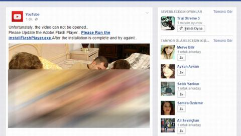 video porno virus facebook