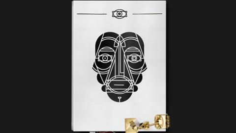 libro con reconocimiento facial