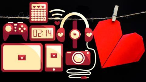 Los 10 mejores gadgets para regalar en San Valentín 2015