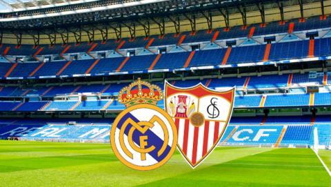Cómo y dónde ver online el Real Madrid Sevilla en directo