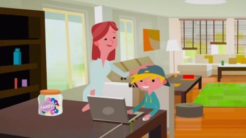 Movistar protege, control parental para menores en Internet