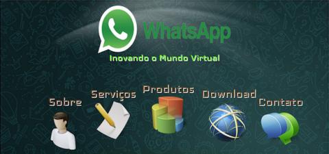 Falsificación WhatsApp Web