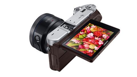 samsung cámara NX500