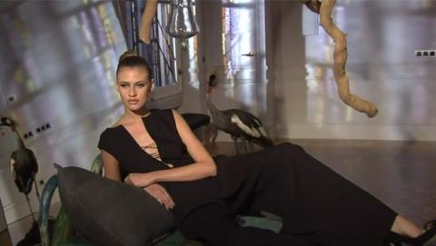 Miguel Palacio LG primer desfile moda virtual