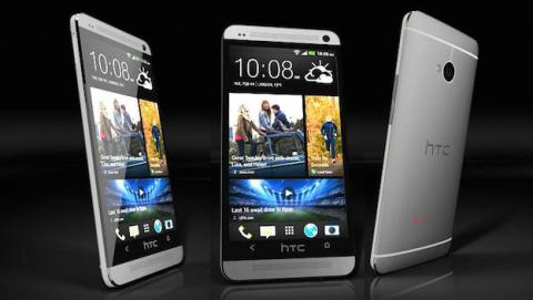 HTC One M7 Developer Edition recibe actualización a Lollipop