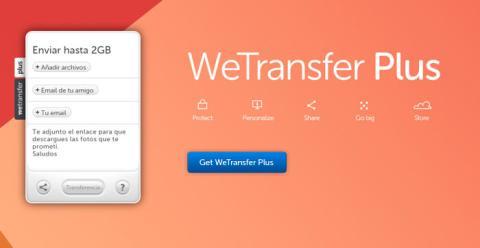 Envía archivos de 2 GB desde el navegador