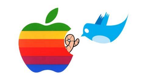 Twitter culpa a Apple e iOS 8 de perder 4 millones de usuarios