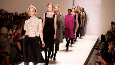 Mercedes Benz Fashion Week Madrid ver desfiles