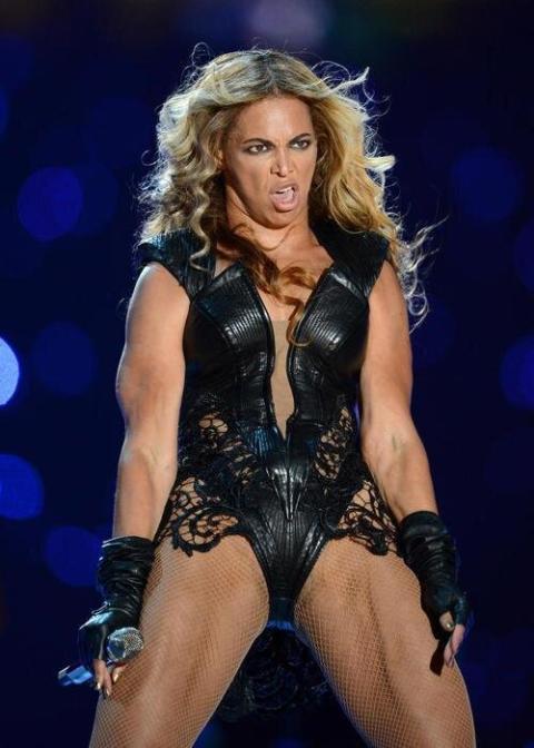 Beyoncé of the internet