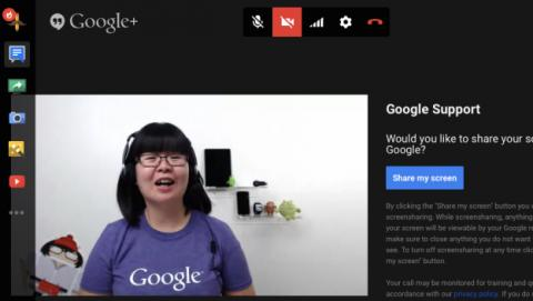 ayuda google videollamada hangouts compra