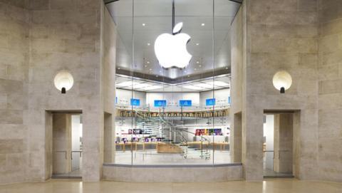 robo empleados apple store