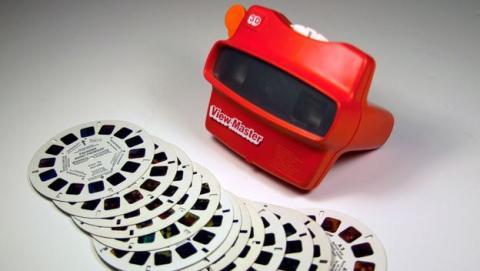 Google y Mattel anuncian unas gafas de realidad virtual o 3D para niños.