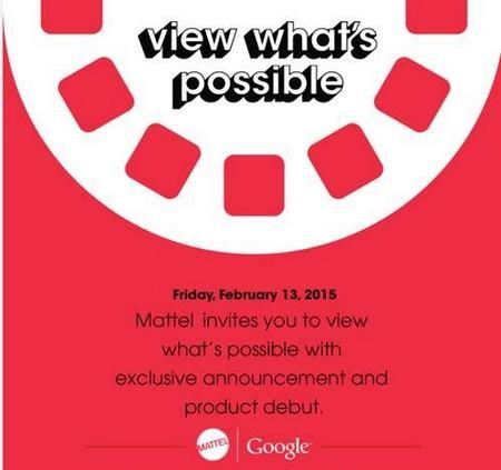 Google y Mattel