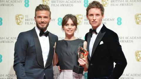 Todos los ganadores de los premios BAFTA 2015.