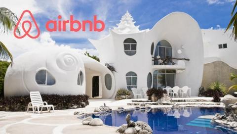 Airbnb, vacaciones baratas en casas y apartamentos privados.