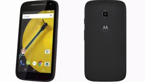 Desvelado el Motorola Moto E 2015 de segunda generación con 4G.
