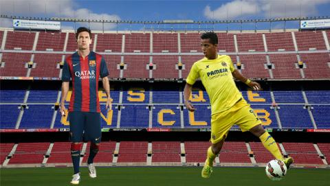 Cómo ver online el Barcelona Villarreal de Copa en directo