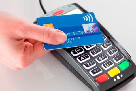 El NFC también está presenta en la tecnologia Contactless