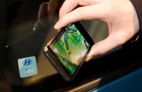 NFC aplicado a los automóviles