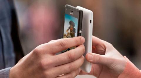 La transferencia de datos con NFC es mucho más sencilla