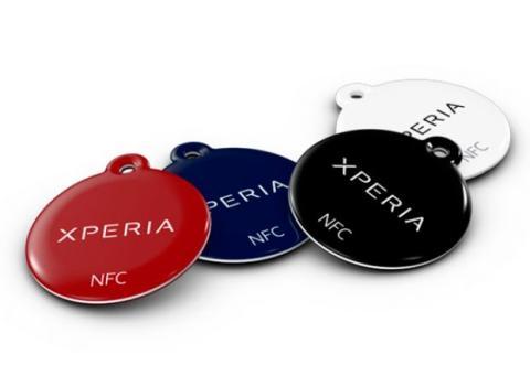 Etiquetas NFC programables