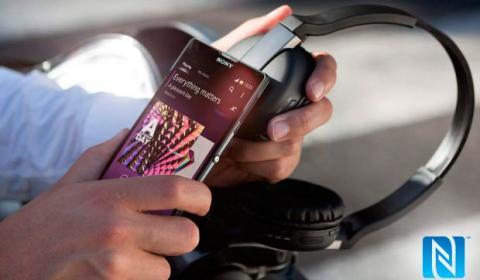 La tecnología NFC facilita la conexión entre dispositivos